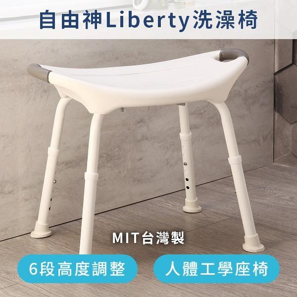自由神Liberty洗澡椅(台灣製造)