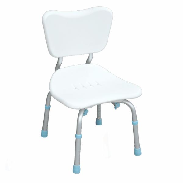 舒適靠背洗澡椅(台灣製造)