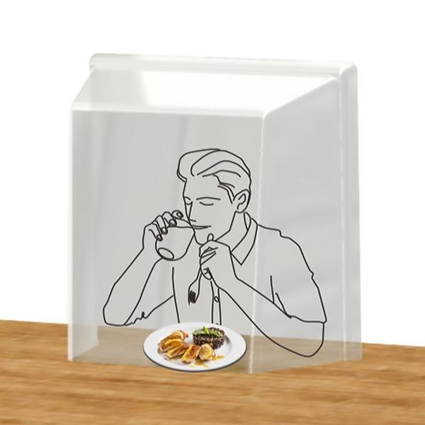 個人防護遮蔽罩(台灣製造)