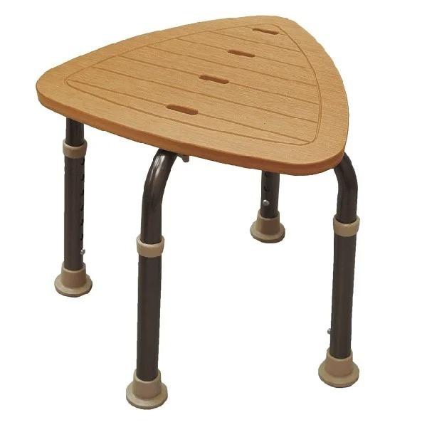 PS 仿木三角洗澡椅(台灣製造)