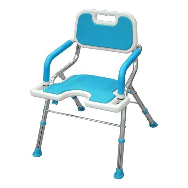 免工具折疊式洗澡椅(台灣製造)