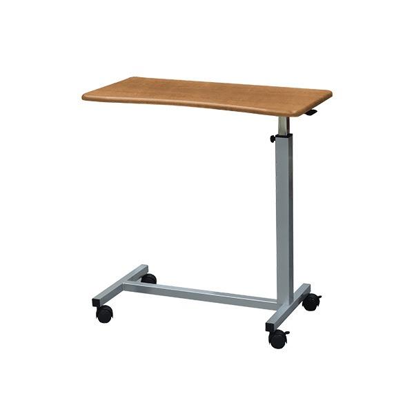 移動式升降床邊桌